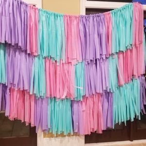 Other - Birthday/Baby Shower Backdrop